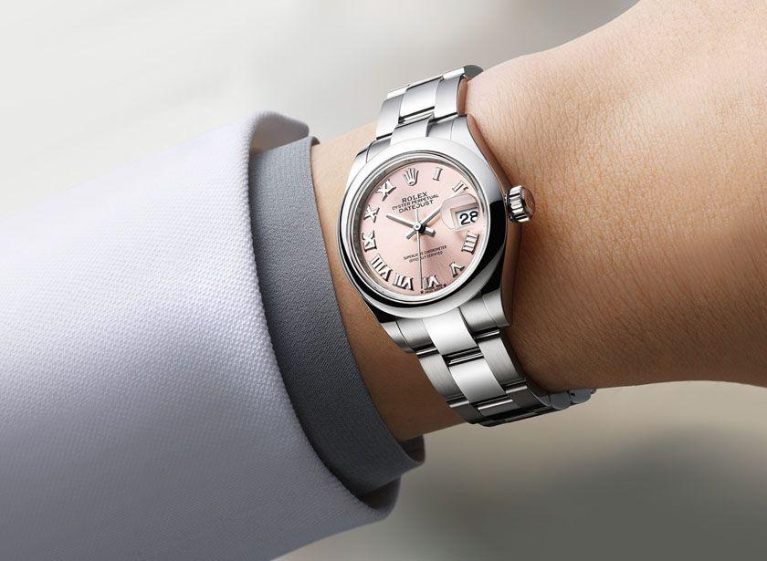 Rolex Zegarki damskie