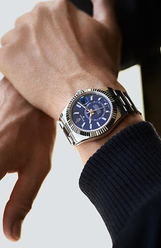 Rolex Zegarki męskie
