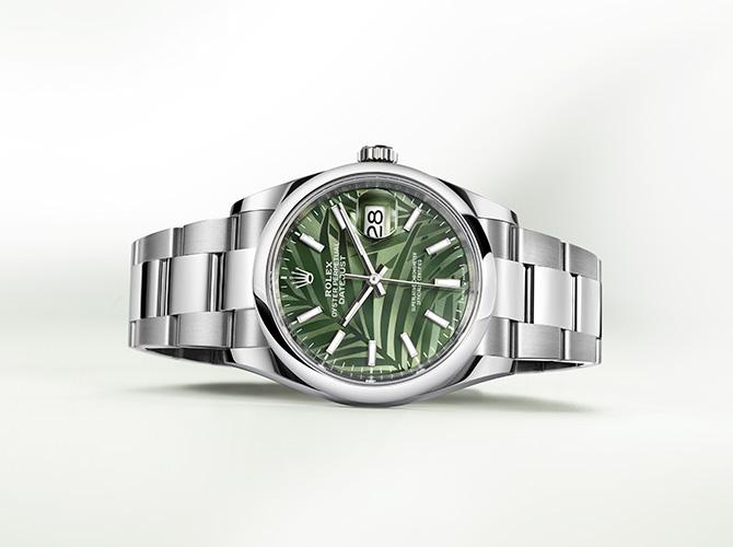 Datejust 36 watch 2021