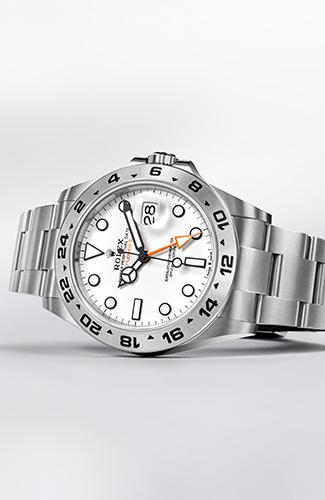 Explorer II watch 2021